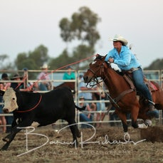 Yarrawonga Rodeo 2019 - Breakaway Roping - Sect 1