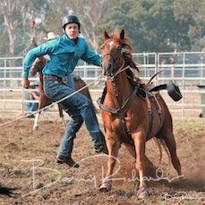 Yarrawonga Rodeo 2019 - Rope & Tie - Slack 1