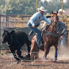 Yarrawonga Rodeo 2019 - Rope & Tie - Slack 2