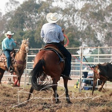 Yarrawonga Rodeo 2019 - Team Roping - Slack 1