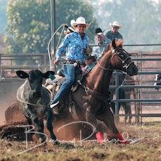 Yarrawonga Rodeo 2019 - Breakaway Roping - Slack 2