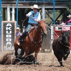Myrtleford Rodeo 2019 - Breakaway Roping - Slack 1