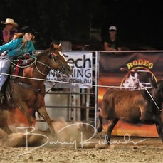 Myrtleford Rodeo 2019 - Breakaway Roping - Sect 2