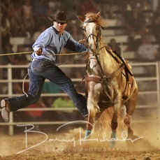 Myrtleford Rodeo 2019 - Rope & Tie - Sect 2