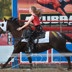 Myrtleford Rodeo 2019 - Trick Riders