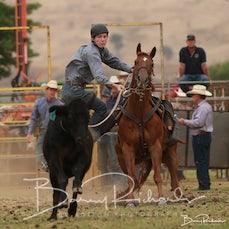 Tallangatta Rodeo 2019 - Rope & Tie - Slack 1