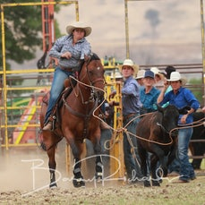 Tallangatta Rodeo 2019 - Breakaway Roping - Slack 1