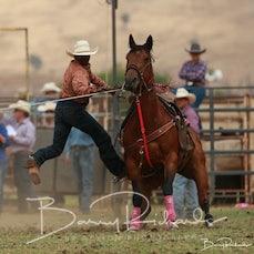 Tallangatta Rodeo 2019 - Rope & Tie - Slack 2