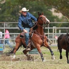 Tallangatta Rodeo 2019 - Rope & Tie - Slack 3