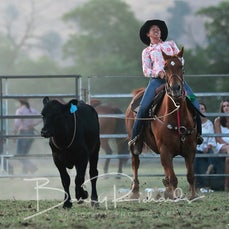 Tallangatta Rodeo 2019 - Breakaway Roping - Sect 1