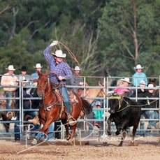 Alexandra Rodeo 2020 - Team Roping - Sect 1