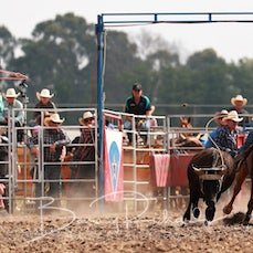 Yarra Valley Rodeo 2020 - Team Roping - Sect 1