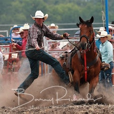 Yarra Valley Rodeo 2020 - Rope & Tie - Sect 1