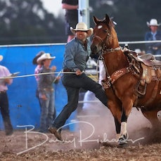 Yarra Valley Rodeo 2020 - Rope & Tie - Sect 2