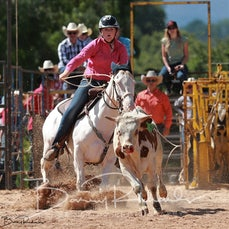 Neerim Rodeo 2019 - Breakaway Roping - Slack 1