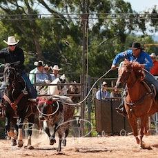 Neerim Rodeo 2019 - Team Roping - Slack 1