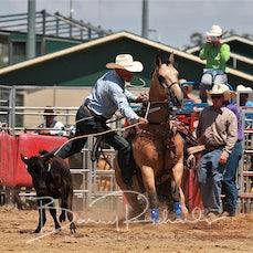 Wagga Wagga Rodeo 2020 - Rope & Tie - Slack 1