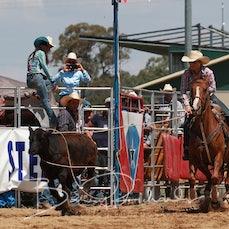 Wagga Wagga Rodeo 2020 - Breakaway Roping - Slack 1