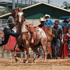 Wagga Wagga Rodeo 2020 - Rope & Tie - Slack 2