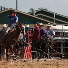 Wagga Wagga Rodeo 2020 - Breakaway Roping - Sect 1
