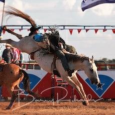 Wagga Wagga Rodeo 2020 - Open Bareback - Sect 1