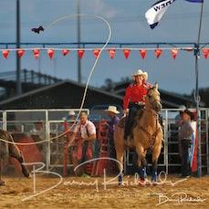 Wagga Wagga Rodeo 2020 - Breakaway Roping - Sect 2