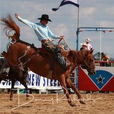 Wagga Wagga Rodeo 202 - 2nd Div Saddle Bronc - Sect 1