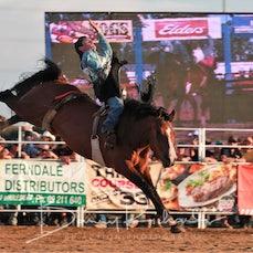 Wagga Wagga Rodeo 2020 - Open Bareback - Sect 2