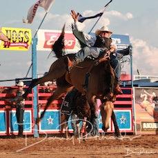Wagga Wagga Rodeo 2020 - 2nd Div Bareback - Sect 1