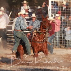 Narrandera Rodeo 2020 - Rope & Tie - Sect 1