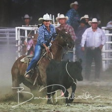 Narrandera Rodeo 2020 - Breakaway Roping - Sect 1