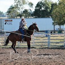 Merrijig Rodeo 2020 - Team Roping - Slack 1