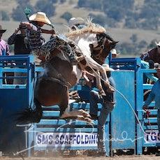 Merrijig Rodeo 2020 - 2nd Div Saddle Bronc - Slack 1