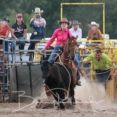 Chiltern Rodeo 2020 - Breakaway Roping - Sect 1