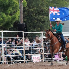Chiltern Rodeo 2020 - Grand Entry