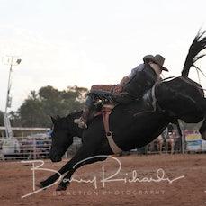 Chiltern Rodeo 2020 - 2nd Div Bareback - Sect 1
