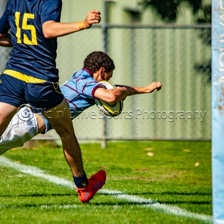 Chev v Redlands May 18 - Round 3 of the 2019 ISA Rugby competition
