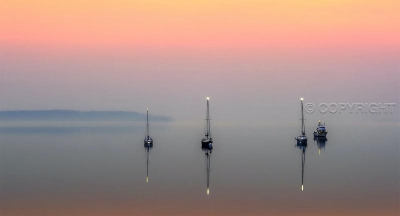 Lee Dygert~Morning Glow~Open