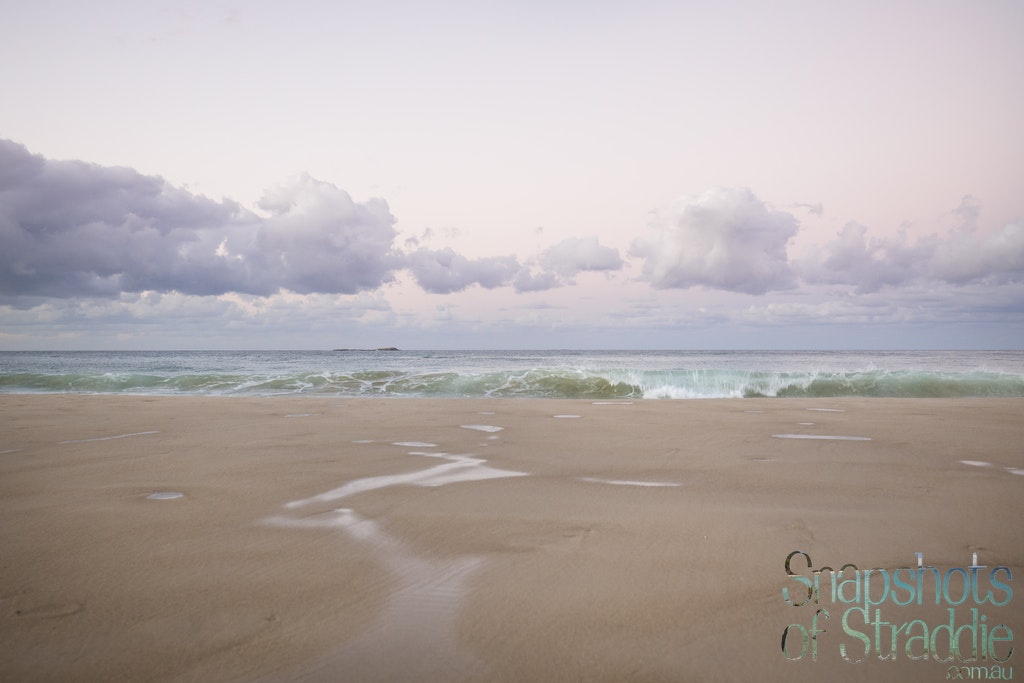 Sky Ocean Sand at Home Beach - Snapshots of Straddie. Wall Art Landscape and Seascape Photography by Julie Sisco. Photos from North Stradbroke Island,...