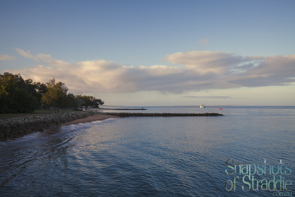 Amity early calm pastels - Snapshots of Straddie. Wall Art Landscape and Seascape Photography by Julie Sisco. Photos from North Stradbroke Island, Queensland,...