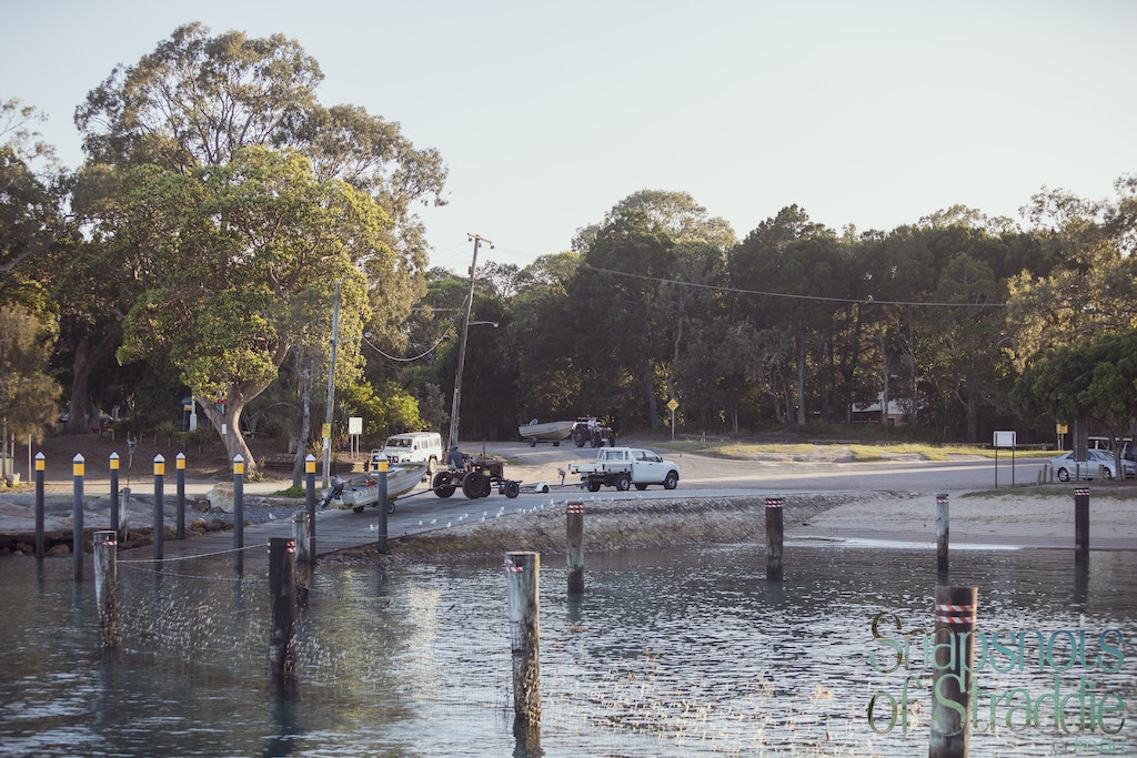 Traffic jam Amity-style - Snapshots of Straddie. Wall Art Landscape and Seascape Photography by Julie Sisco. Photos from North Stradbroke Island, Queensland,...