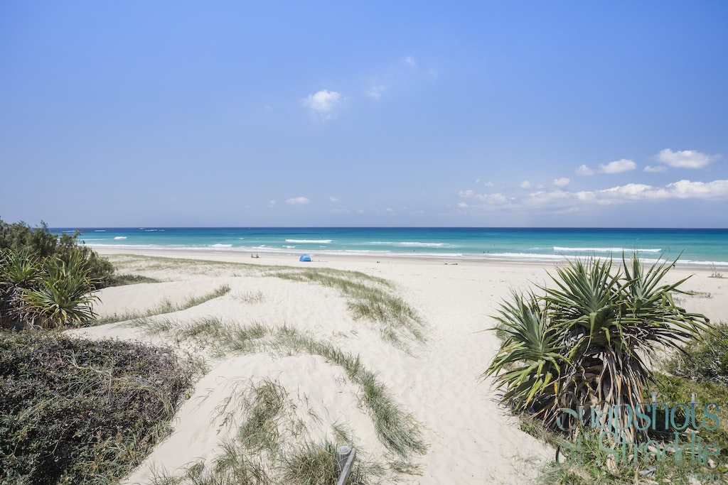 Frenchmans Beach entrance - Snapshots of Straddie. Wall Art Landscape and Seascape Photography by Julie Sisco. Photos from North Stradbroke Island, Queensland,...