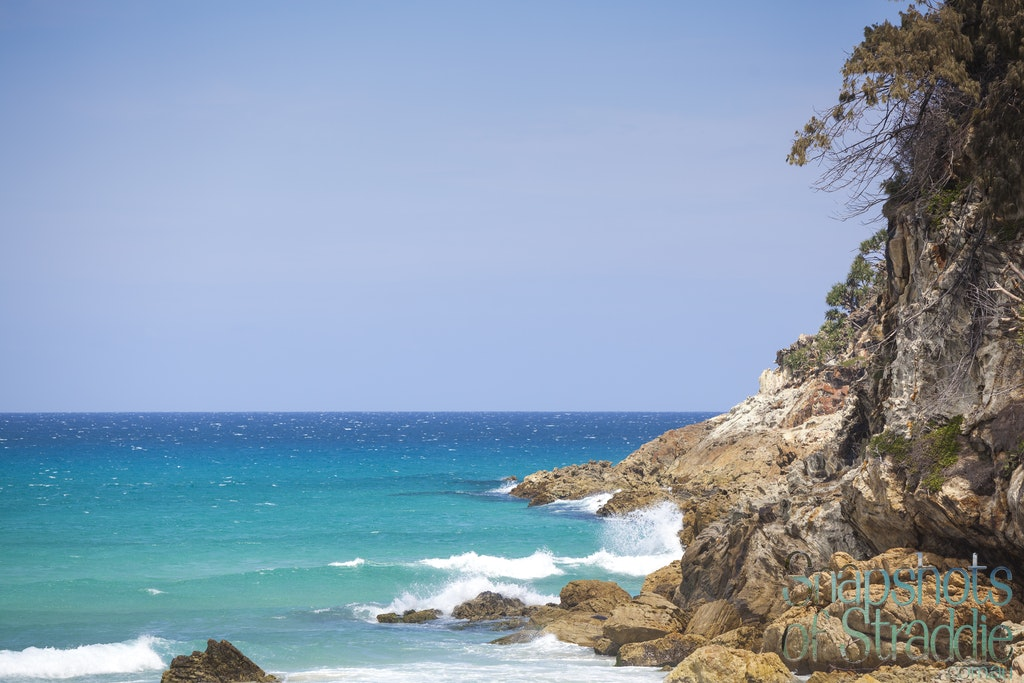 Frenchmans Cliff - Snapshots of Straddie. Wall Art Landscape and Seascape Photography by Julie Sisco. Photos from North Stradbroke Island, Queensland,...