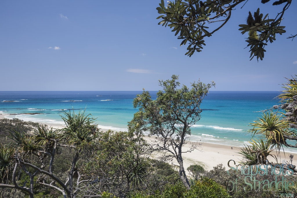 Frenchmans views - Overlookng Frenchmans Beach - the journey down the stairs. That water looks gorgeous, stunning spring weather today.   Frenchmans Beach,...
