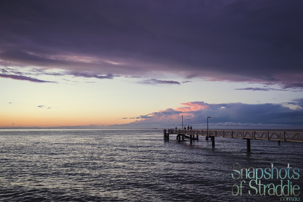 Sunset after the storm - Snapshots of Straddie. Wall Art Landscape and Seascape Photography by Julie Sisco. Photos from North Stradbroke Island, Queensland,...