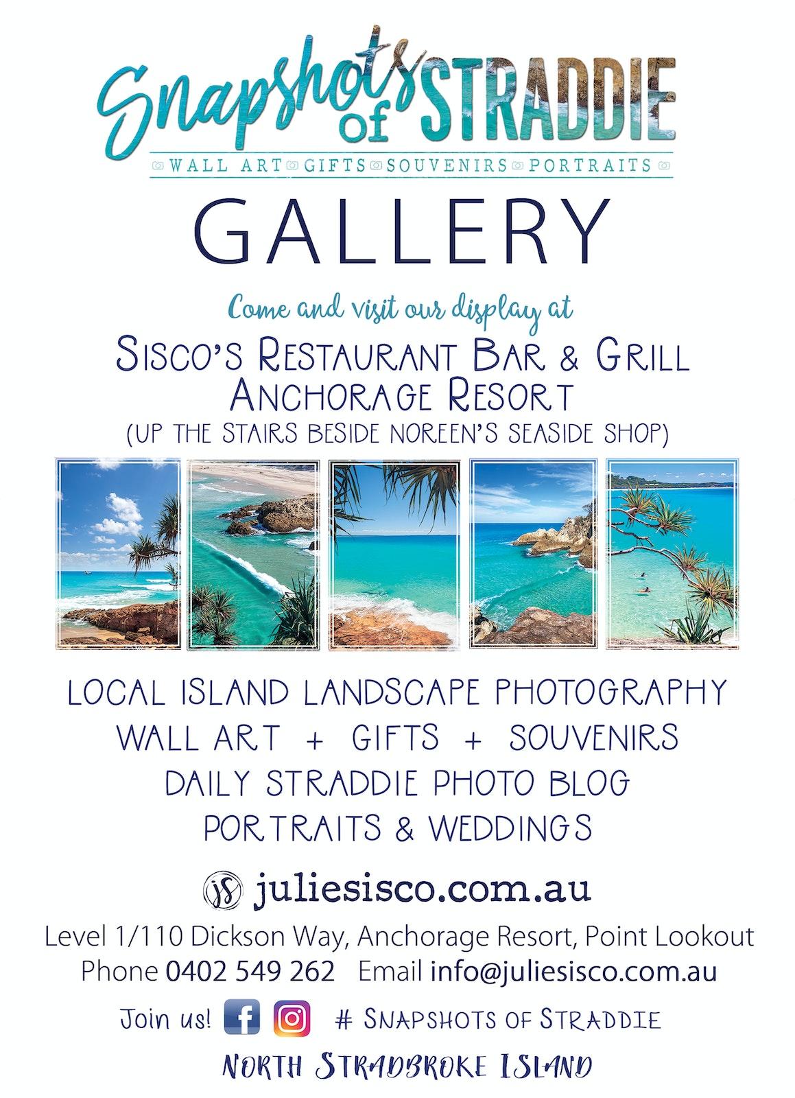 Snapshots of Straddie Gallery Julie Sisco Photography - Snapshots of Straddie. Wall Art Landscape and Seascape Photography by Julie Sisco. Photos from...