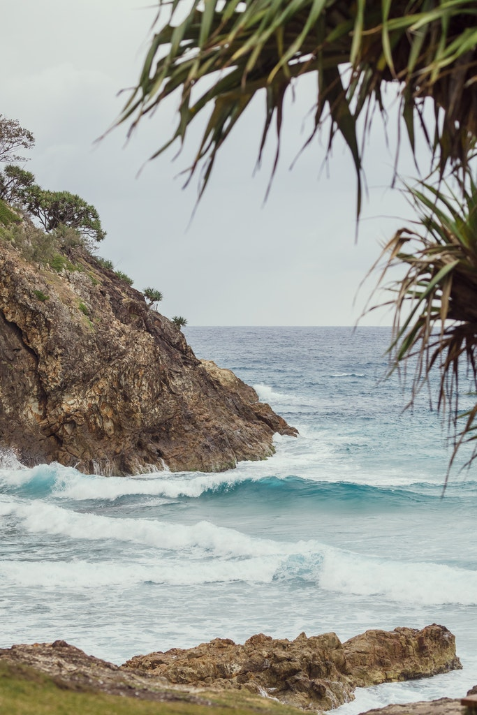 South Gorge Cliffs - Snapshots of Straddie. Wall Art Landscape and Seascape Photography by Julie Sisco. Photos from North Stradbroke Island, Queensland,...