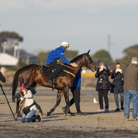 20181007:  Winx at Altona Beach