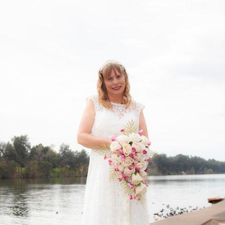Priscilla and Warwick - Prescilla and Warwick's wedding on the Nepean Belle 6th September 2019