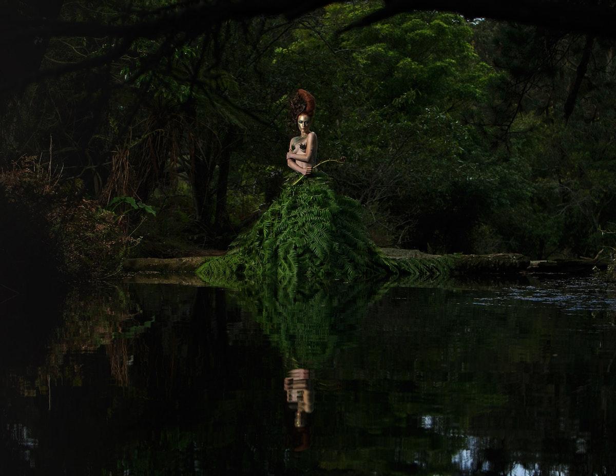 Fern Forest Fashion 1